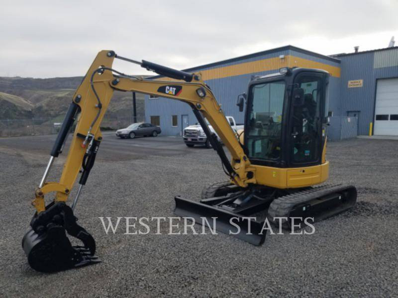 CATERPILLAR TRACK EXCAVATORS 304 E CR equipment  photo 1