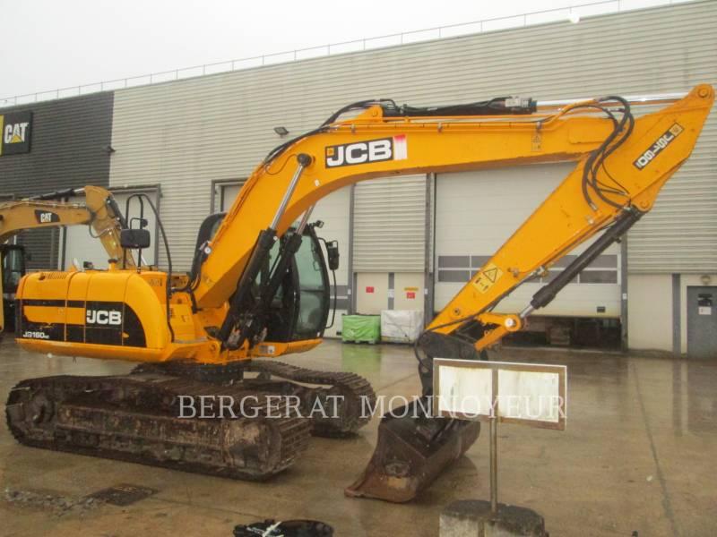 JCB EXCAVADORAS DE CADENAS JS160 equipment  photo 1