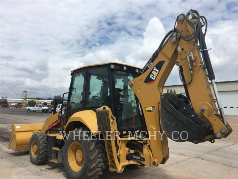 CATERPILLAR バックホーローダ 420F2 E CF equipment  photo 4