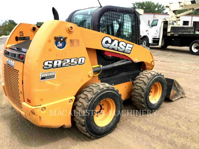 CASE SKID STEER LOADERS SR250 equipment  photo 4