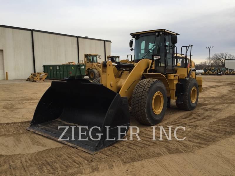 CATERPILLAR MINING WHEEL LOADER 950K equipment  photo 3