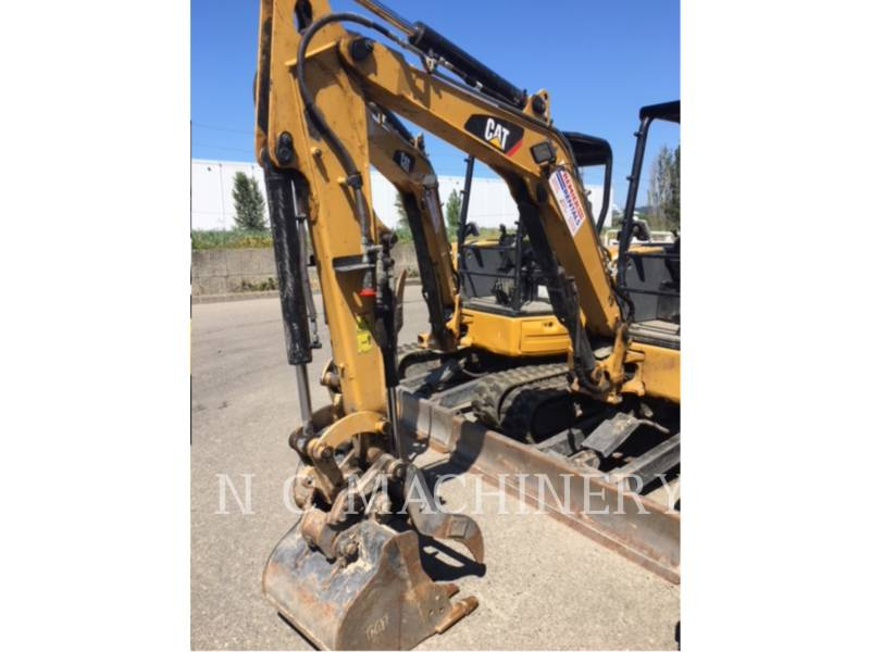 CATERPILLAR TRACK EXCAVATORS 303.5E2CR equipment  photo 7