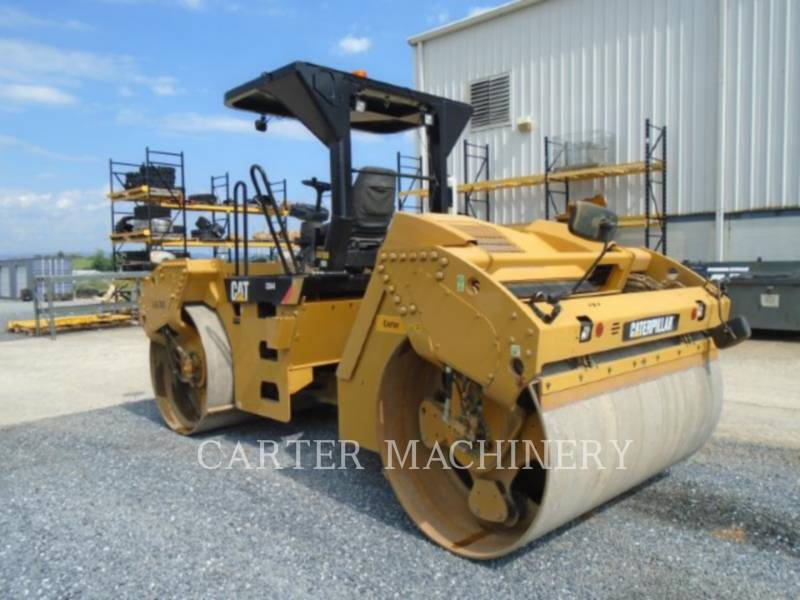 CATERPILLAR COMPACTEURS CB64 equipment  photo 4