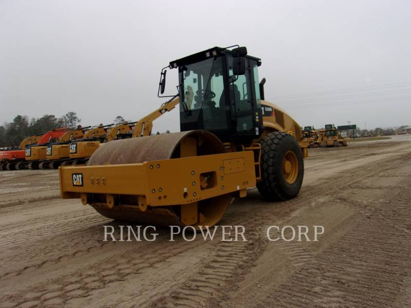 CATERPILLAR COMPACTEURS TANDEMS VIBRANTS CS66B equipment  photo 1