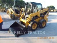 CATERPILLAR MINICARGADORAS 232D equipment  photo 3