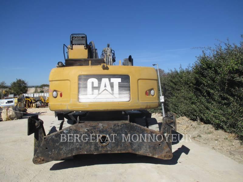 CATERPILLAR ESCAVATORI GOMMATI M318D MH equipment  photo 5