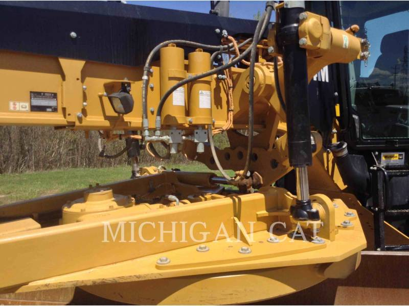 CATERPILLAR MOTONIVELADORAS 14M R equipment  photo 14
