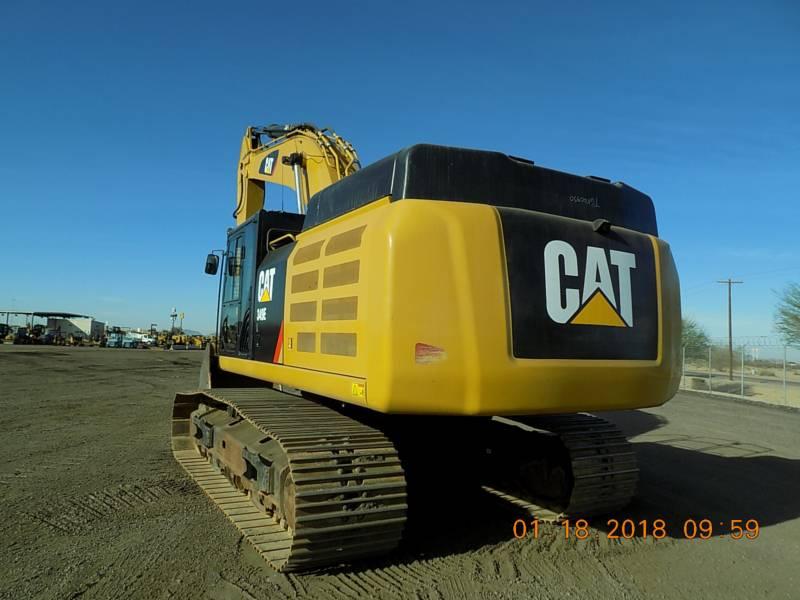 CATERPILLAR PELLES SUR CHAINES 349EL equipment  photo 6