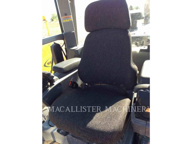 CATERPILLAR MOTONIVELADORAS 14M equipment  photo 12