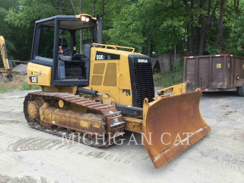 CATERPILLAR TRATTORI CINGOLATI D3K2XL equipment  photo 5