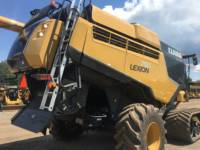 CLAAS OF AMERICA COMBINÉS LEXION 750 equipment  photo 5