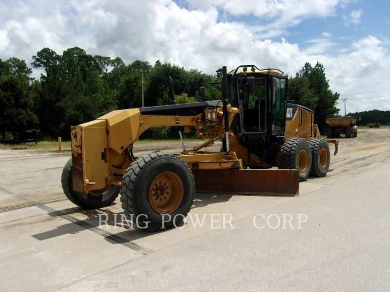 CATERPILLAR NIVELEUSES 160M VHP equipment  photo 1