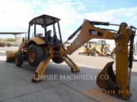 CATERPILLAR BAGGERLADER 416F2 4EO equipment  photo 3