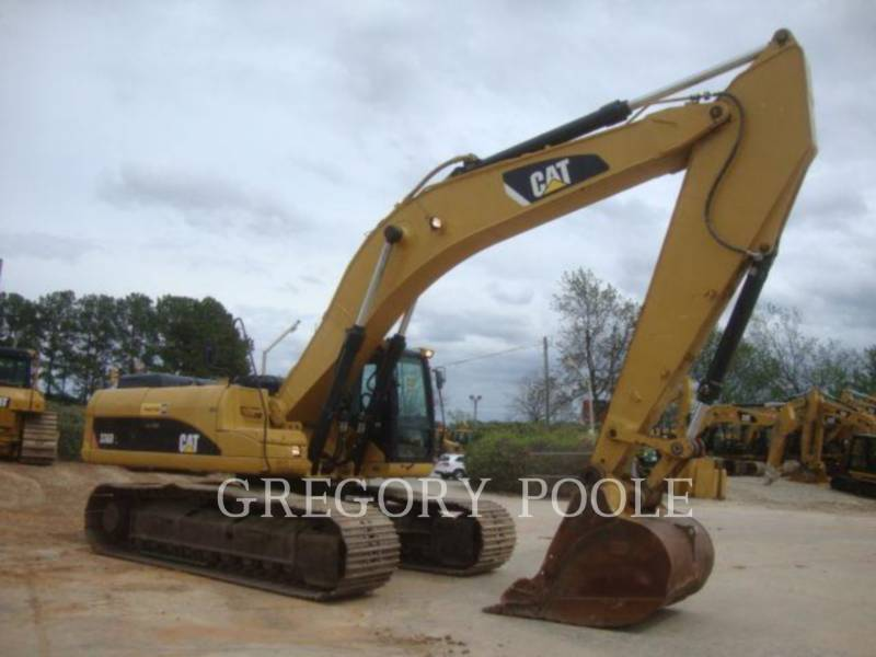 CATERPILLAR TRACK EXCAVATORS 336D equipment  photo 2