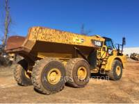 CATERPILLAR ARTICULATED TRUCKS 740B equipment  photo 6