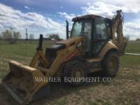 CATERPILLAR RETROESCAVADEIRAS 420F 4WDE equipment  photo 1