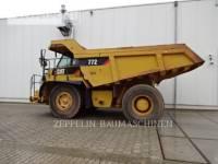 CATERPILLAR MULDENKIPPER 772 equipment  photo 4