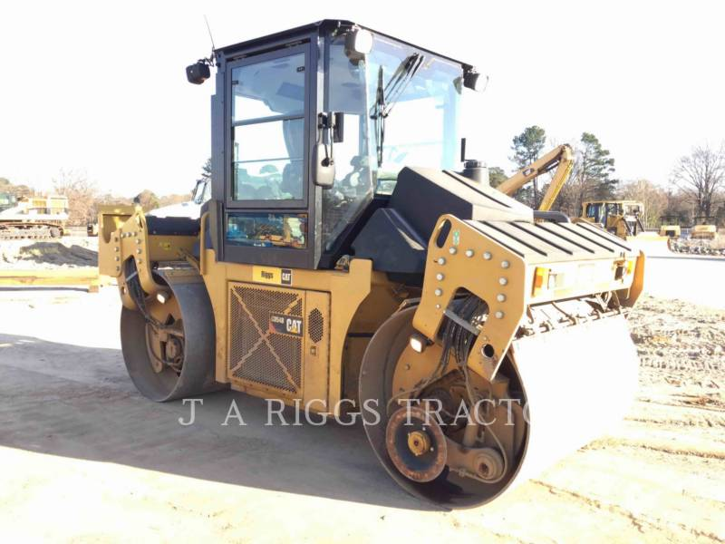 CATERPILLAR COMPACTADORES CD54B equipment  photo 2