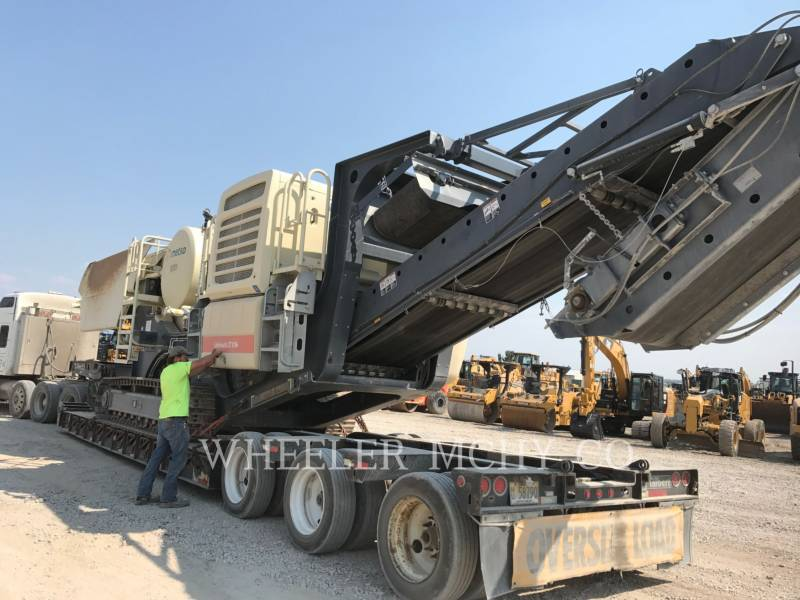 METSO TRITURADORAS LT106 JAW equipment  photo 5