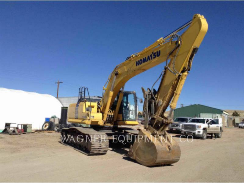 KOMATSU KOPARKI GĄSIENICOWE PC290LC-10 equipment  photo 4
