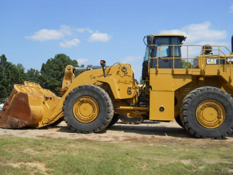 CATERPILLAR WHEEL LOADERS/INTEGRATED TOOLCARRIERS 988K equipment  photo 2