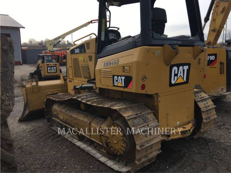 CATERPILLAR TRACTOREN OP RUPSBANDEN D4K2XL equipment  photo 2