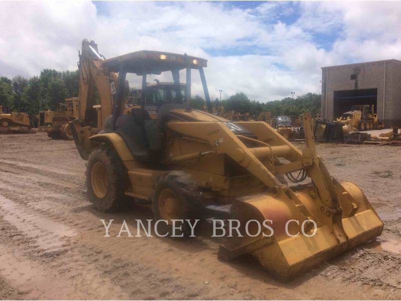 CATERPILLAR SKID STEER LOADERS 416D equipment  photo 6