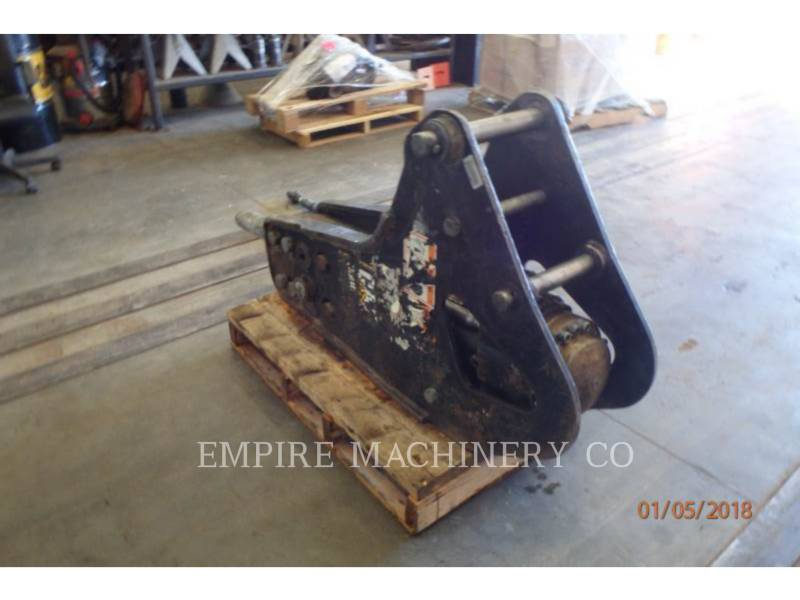 CATERPILLAR  HAMMER H90C equipment  photo 3