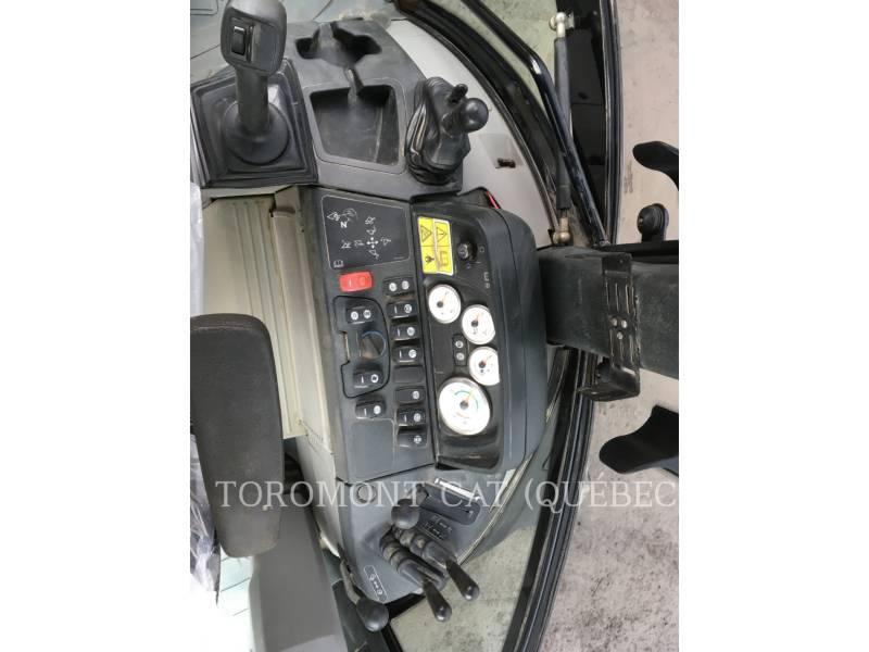 CATERPILLAR BAGGERLADER 420EIT equipment  photo 13