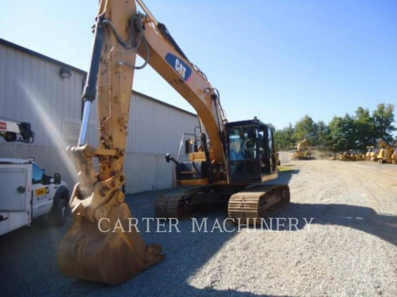 CATERPILLAR EXCAVADORAS DE CADENAS 320ELRR CF equipment  photo 3