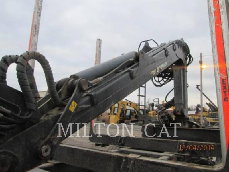 PRENTICE CARGADORES DE TRONCOS LOG LOADER equipment  photo 6