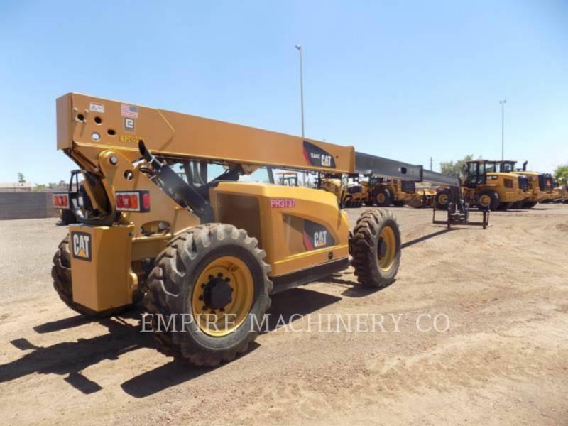 CATERPILLAR テレハンドラ TL642C equipment  photo 2