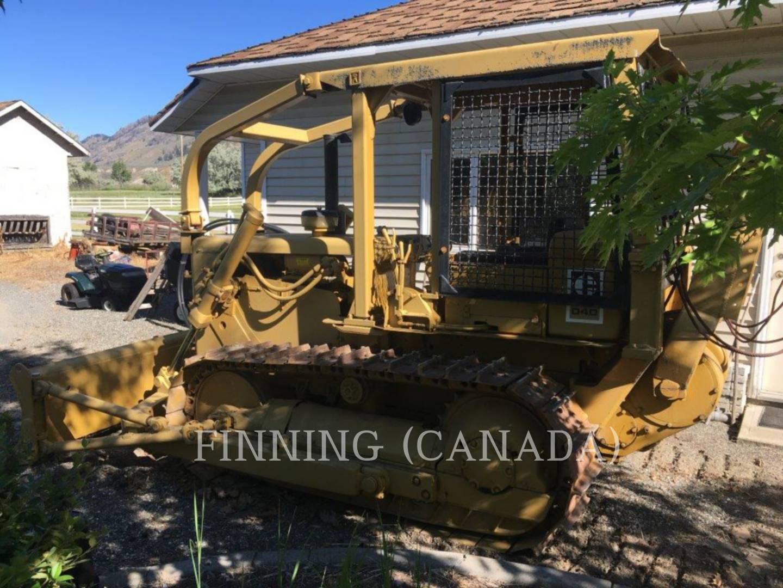 Detail photo of 1974 Caterpillar D4D from Construction Equipment Guide