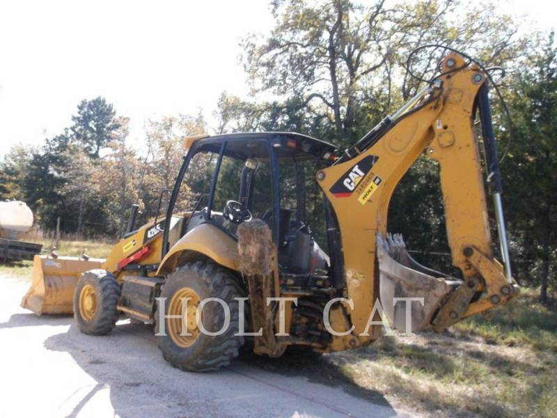 CATERPILLAR BACKHOE LOADERS 420F 4E equipment  photo 4