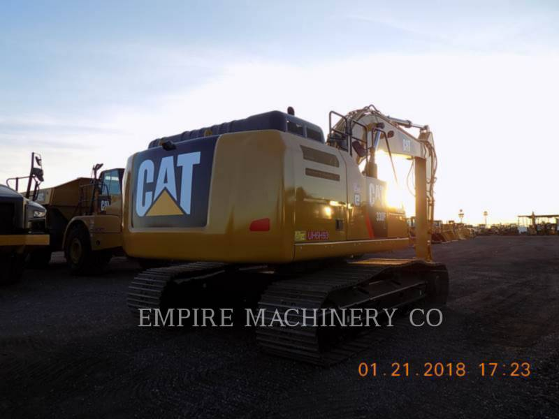 CATERPILLAR PELLES SUR CHAINES 330FL    P equipment  photo 2