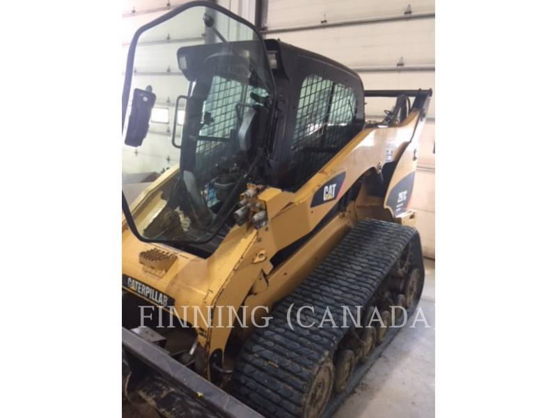 CATERPILLAR CARGADORES MULTITERRENO 297C equipment  photo 1