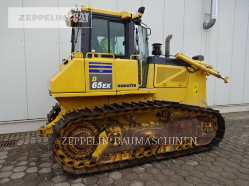 KOMATSU LTD. TRACK TYPE TRACTORS D65EX-17 equipment  photo 7