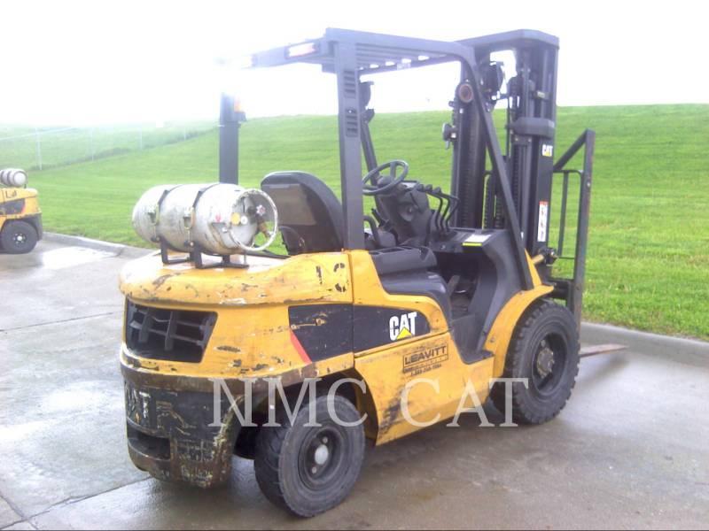 CATERPILLAR LIFT TRUCKS PODNOŚNIKI WIDŁOWE P6500LP_MC equipment  photo 3
