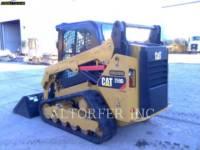 CATERPILLAR MINICARGADORAS 259D N equipment  photo 4