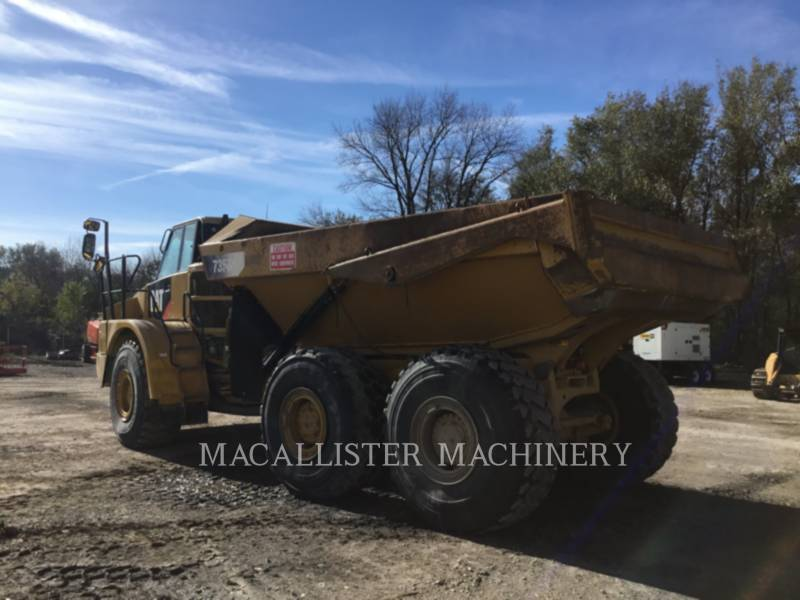 CATERPILLAR ARTICULATED TRUCKS 735B equipment  photo 3