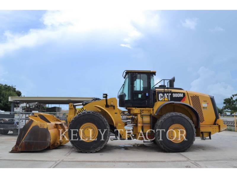 CATERPILLAR ホイール・ローダ/インテグレーテッド・ツールキャリヤ 980M equipment  photo 2