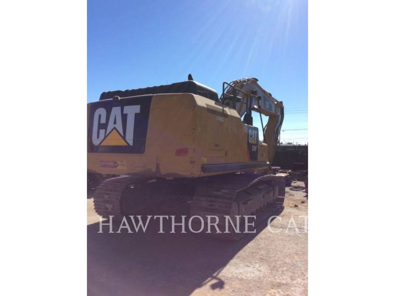 CATERPILLAR PELLES SUR CHAINES 336F equipment  photo 4