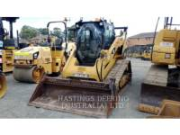 Equipment photo Caterpillar 299C ST ÎNCĂRCĂTOARE PENTRU TEREN ACCIDENTAT 1