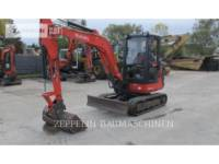 Equipment photo KUBOTA CORPORATION KX101-3a3 PELLES SUR CHAINES 1