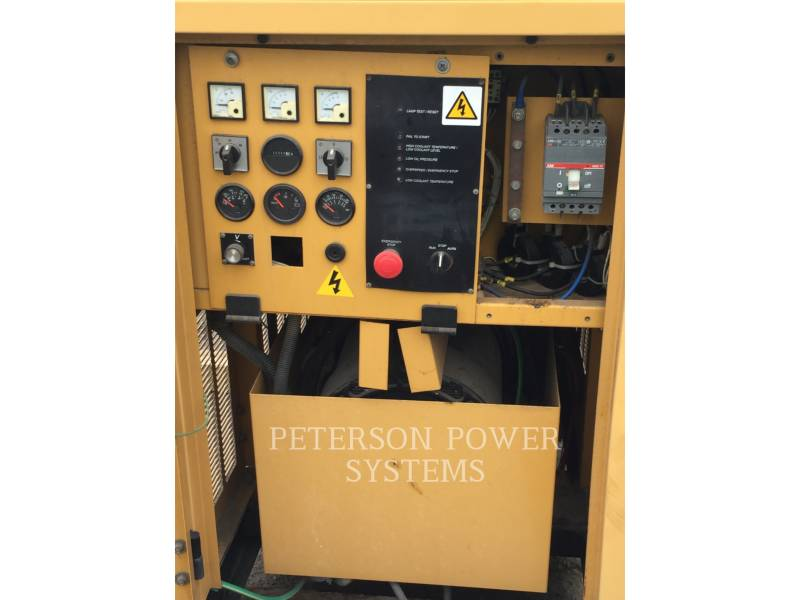 CATERPILLAR STATIONÄRE STROMAGGREGATE GAS 15KW equipment  photo 3