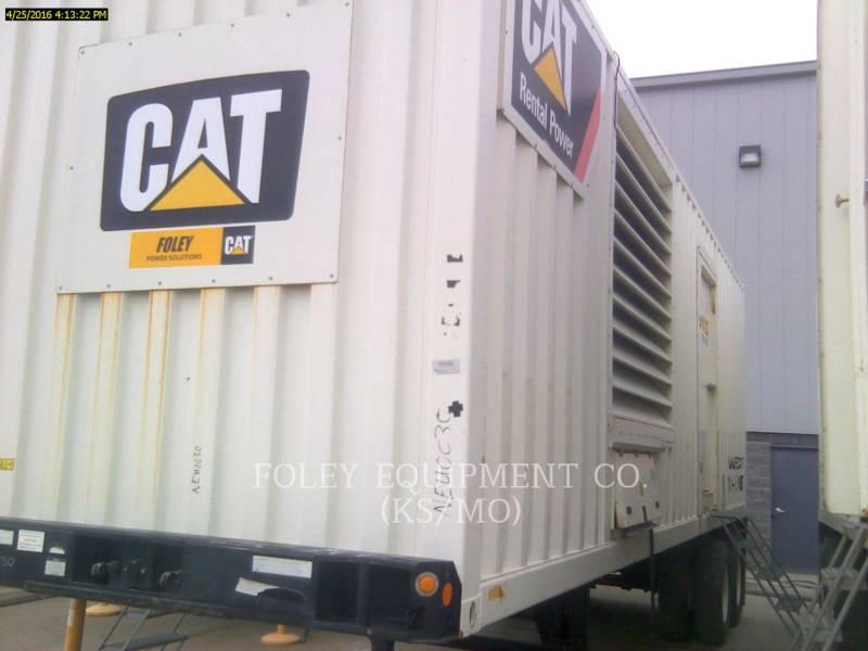 CATERPILLAR PORTABLE GENERATOR SETS XQ1000 equipment  photo 1