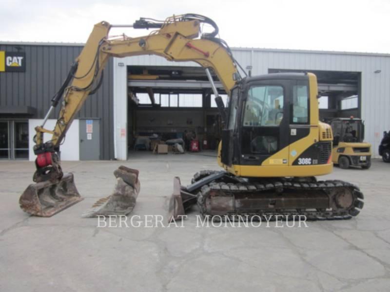 CATERPILLAR PELLES SUR CHAINES 308CCR equipment  photo 3
