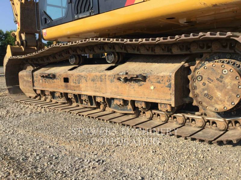 CATERPILLAR TRACK EXCAVATORS 336E THUMB equipment  photo 14