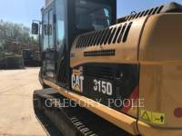 CATERPILLAR TRACK EXCAVATORS 315D L equipment  photo 9