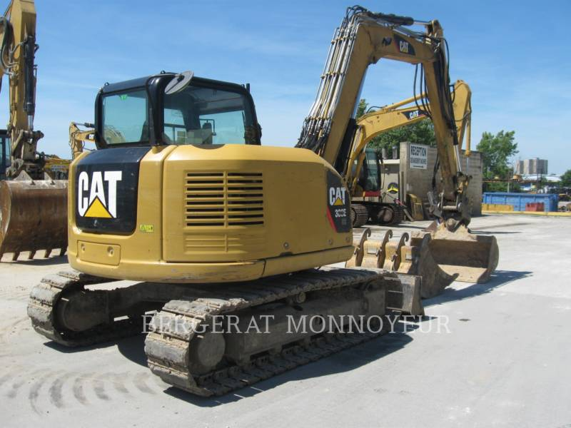 CATERPILLAR トラック油圧ショベル 308E CR SB equipment  photo 3